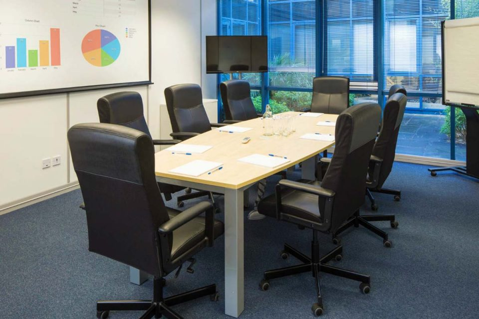 serviced office space dublin