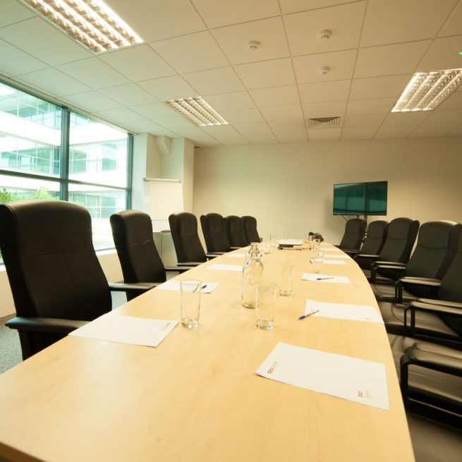 DO Centre Offices Maynooth Boardroom