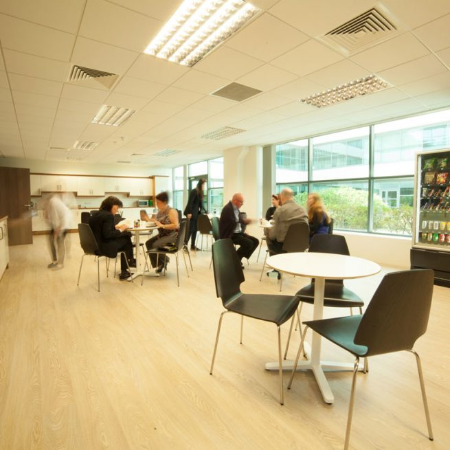 Maynooth DO Centre Offices Canteen