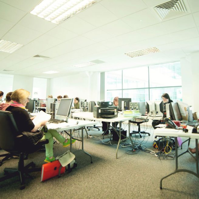 Maynooth Classroom Digital Office Centre