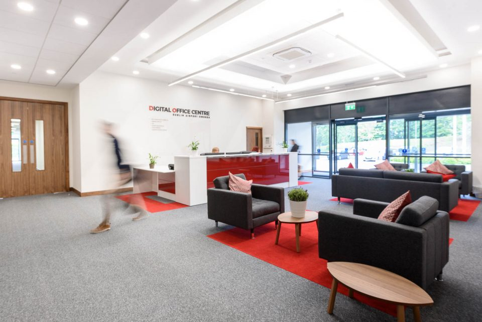 Digital Office Centre Dublin Airport Swords Reception